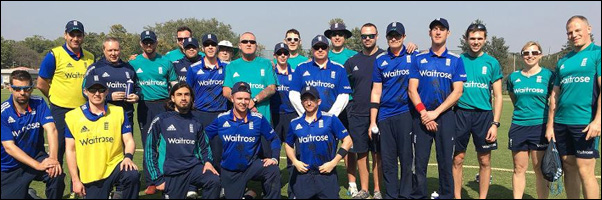 England Vision Impaired Cricket Squad