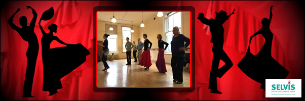 Flamenco Dance Workshop with SELVis