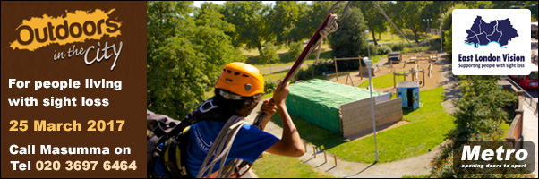 High Ropes with outdoors in the city