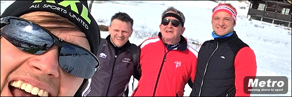 Cross Country Skiing in Norway - Ridderrennet 2017