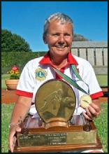 Sarah Marshall gold medal winner