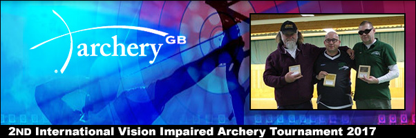 Second International Visually Impaired Archery Tournament!