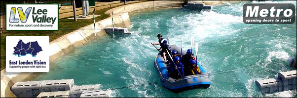 White Water Rafting Lee Valley
