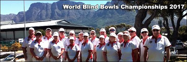 World Blind Bowls Championships 2017