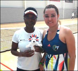 renda Cassell and Adrianna Sanchez