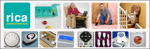 Help RICA improve products and services for all blind and partially sighted people