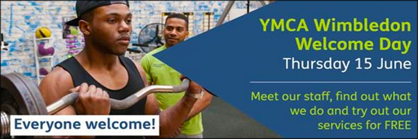 YMCA Inclusive Lives Welcome day at YMCA Wimbledon