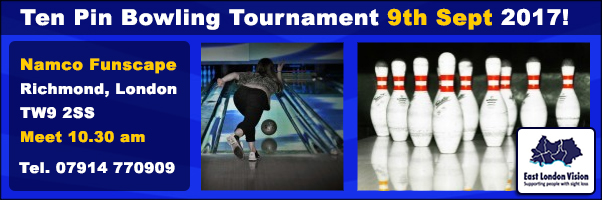 Vision Impaired Ten Pin Bowling Tournament