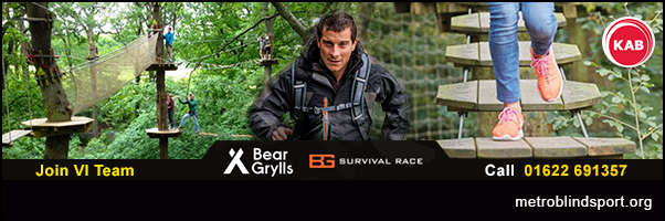 Join VI team tackle Bear Grylls Assault Course