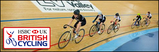 HSBC UK British Cycling Track starts 12 Jan 2019