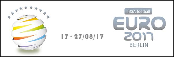 IBSA euro football championships 2017