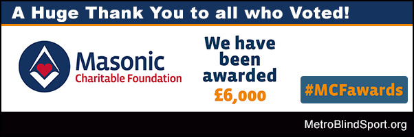 A Huge Thank You to who Voted at MCF Awards!