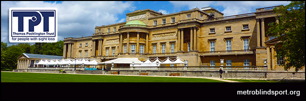 Buckingham Palace Gardens and Picnic -14 Sept