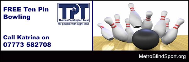 Free Ten Pin Bowling!