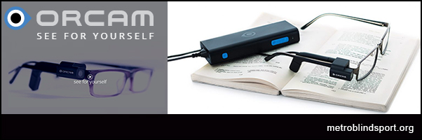 OrCam Assistive Technology