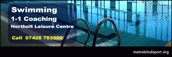 Swimming 1 to 1 Coaching in Ealing