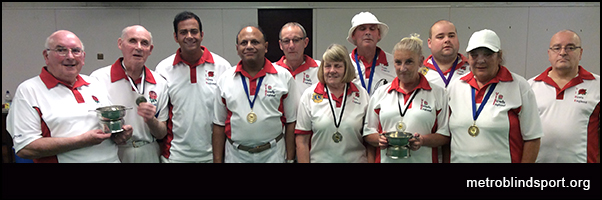 3 Medals for Metro Bowlers in Glasgow