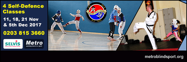 4 Self-Defence classes with SELVis and METRO -Walters Family School of Taekwondo