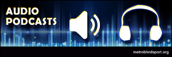 Audio Podcasts banner