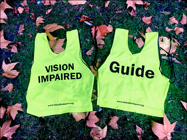 Metro Guide and Runner Bibs