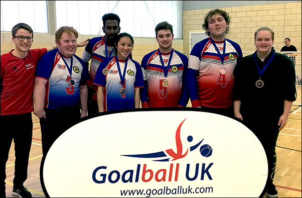 The bronze winning RNC team