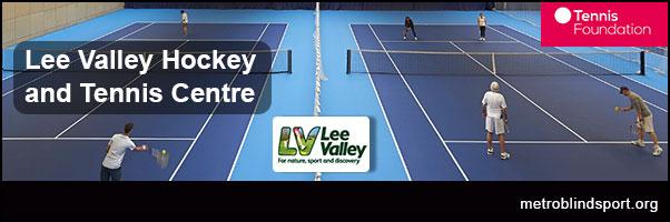 Lee valley VI Tennis Camp 2018