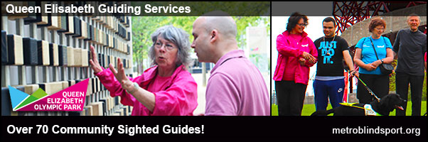 Queen Elisabeth Guiding Services