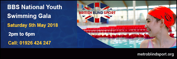 BBS National Youth Swimming Gala 5 May