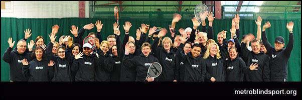 Metro Doubles Tennis 2018 Group Photo