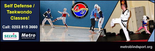 Self defense - Taekwondo Classes!