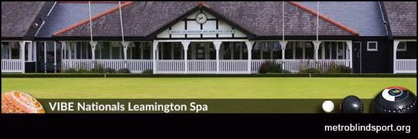 VIBE Nationals Leamington Spa