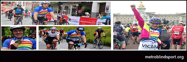 Join Team VICTA Prudential RideLondon-Surrey 100
