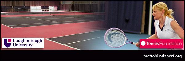 Vision Impaired Regional Tennis Tournament 2018 - Loughborough