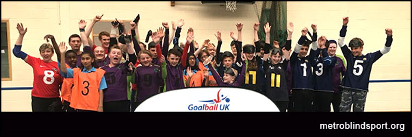 Goalball London Cup Report