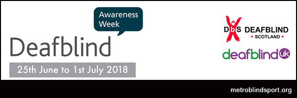 Deafblind Awareness day