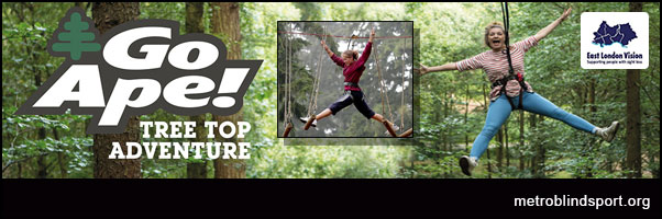 Go Ape with Elvis in Battersea Park Centre 14 July