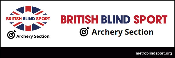 British Blind Sport Archery Website