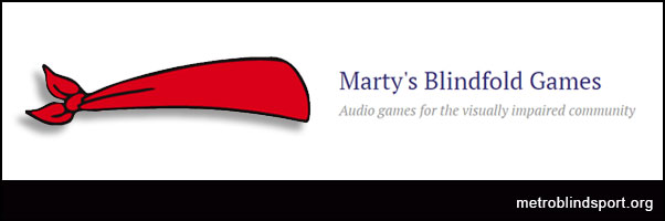 Marty's blindfold games