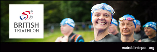 New Para-Triathlete Events!