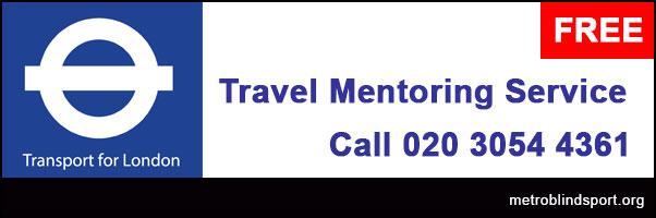 TFL's FREE Travel Mentoring Service
