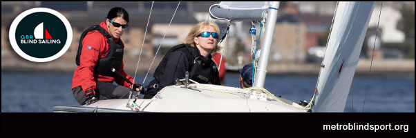 GBR Blind Sailing at the World Championships