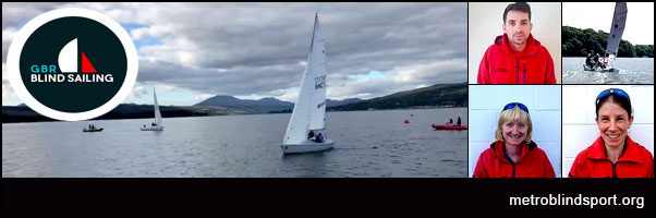 GBR Blind Sailing Report on Day 2