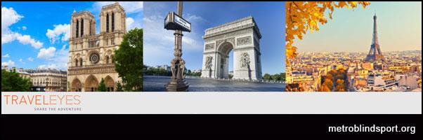 Paris Trip with Traveleyes