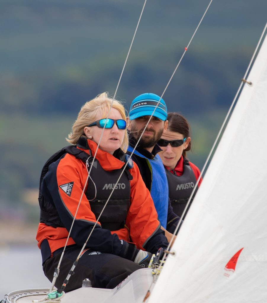 Sailing Day 3 Blind Sailing Championships
