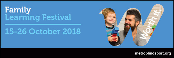 Family Learning Festival 15-26 Oct Wandsworth!