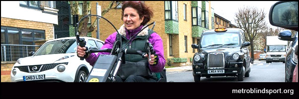 Lambeth's Try Before You Bike scheme now offering adapted cycles