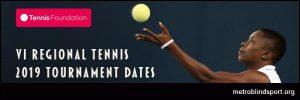 VI Regional Tennis 2019 Tournament dates