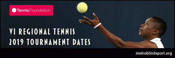 VI Regional Tennis 2019 Tournament dates