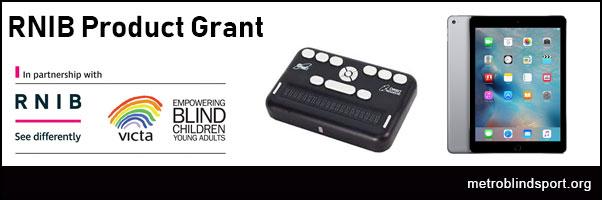 RNIB Product Grant - Orbit Reader 20 & Air 2