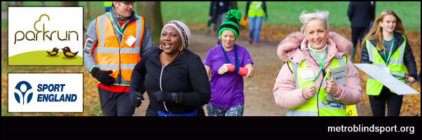 £3 million Funding in Parkrun